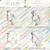 Skids_-_The_Absolute_Game_LP_cover
